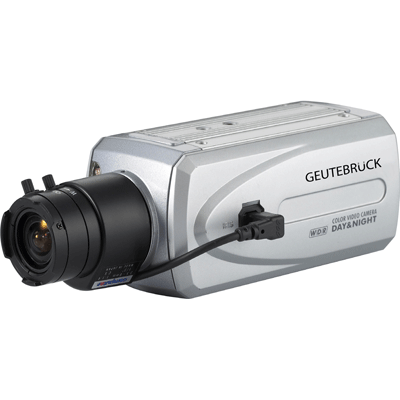 Geutebruck GVC-435 CCTV camera with ultra high resolution