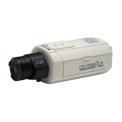 """Geutebruck GVK-231/DC - Versatile high resolution colour system camera with 1/2"""" CCD"""