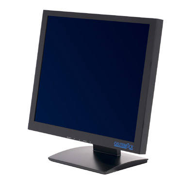 Geutebruck GVT-19P professional 19 inch TFT display with sheet metal housing