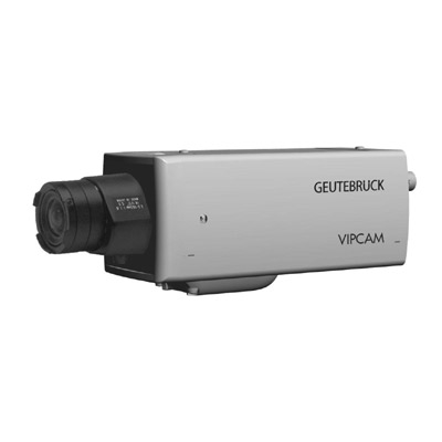 VIPCAM, Geutebruck's new intelligent, wide dynamic range, day/night IP camera