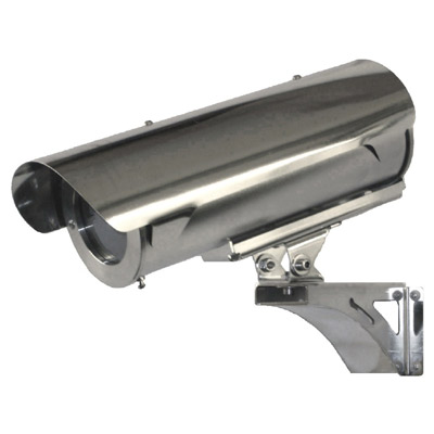 Geutebruck WPH-602/ST - stainless steel camera housing for tough enviroments