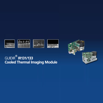 Guide Infrared GUIDIR IR131 cooled thermal imaging module with high resolution and high frame rate
