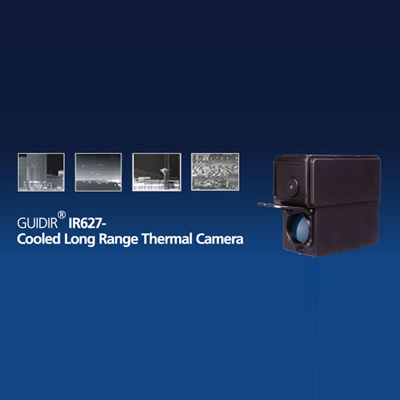 Guide Infrared GUIDIR IR627 cooled long range thermal camera with high resolution imaging performance