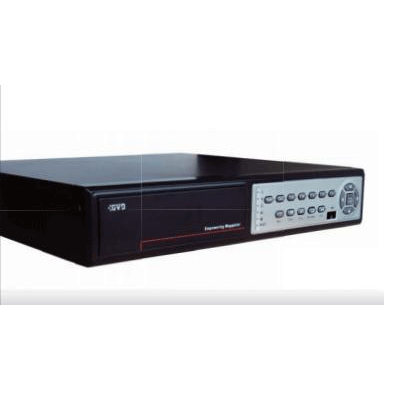 GVD M150 network video recorder with enhanced video decoding