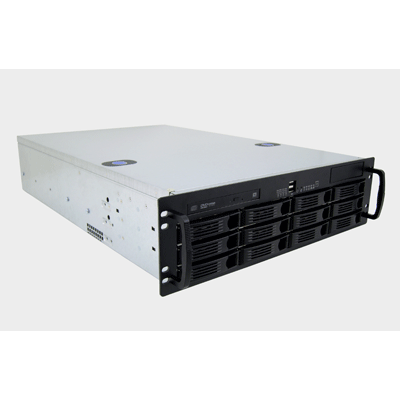 GVD M630 network video recorder with redundant power supply