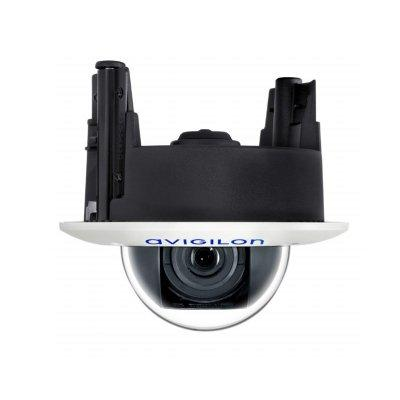 Avigilon 5.0L-H4A-DC1(-B) In-ceiling Dome Camera With Self-Learning Video Analytics
