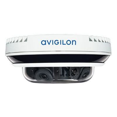 Avigilon 9C-H4A-3MH-180 3-sensor IP dome camera