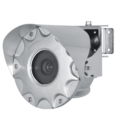 Avigilon 6.0C-H5EX-C0-CO1 H5A Explosion-Protected Compact Bullet Camera