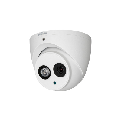 Dahua Technology HAC-HDW1230EM-A-POC 2MP Starlight HDCVI POC IR Eyeball Camera