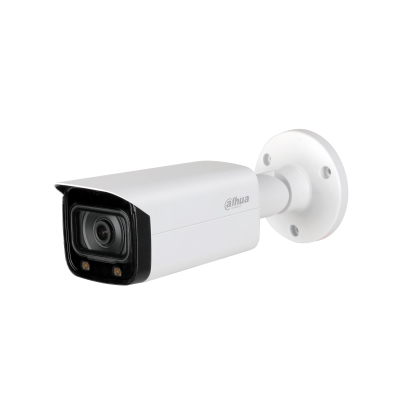 Dahua Technology HAC-HFW2249T-I8-A-LED 2MP Full-color Starlight HDCVI Bullet Camera