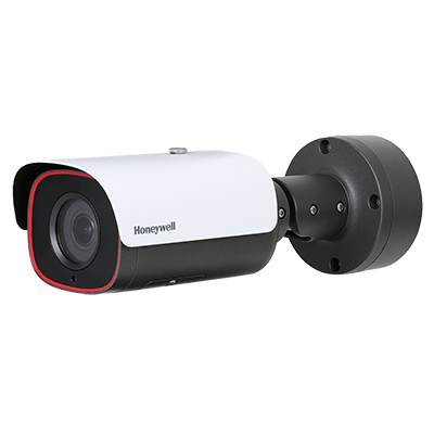 Honeywell Security HBL6GR2-LPR IR Low Light IP Rugged Bullet H.265 with LPR