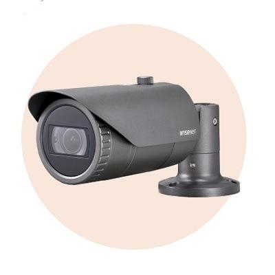 Hanwha Techwin America HCO-6080R 1080p Analogue HD IR Bullet Camera