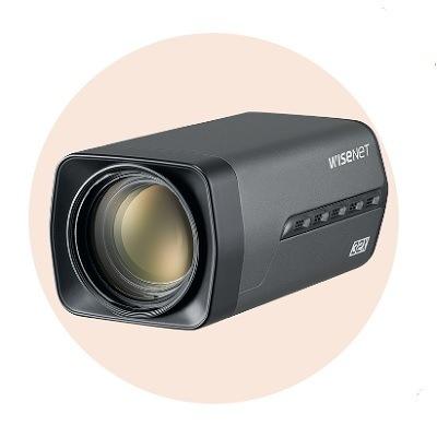 Hanwha Techwin America HCZ-6320 2M 32x Analog HD Zoom Camera
