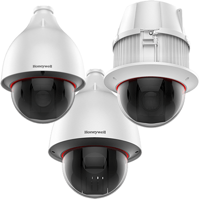 Honeywell Security HDZ302DE 2MP Indoor/Outdoor WDR 30x PTZ IP Camera