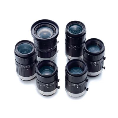 Fujinon HF8XA-5M 5 megapixel lenses