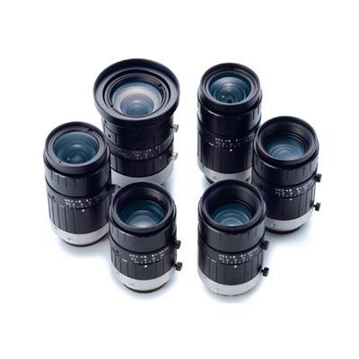 Fujinon HF25XA-5M fixed-focal lenses - 5 megapixel