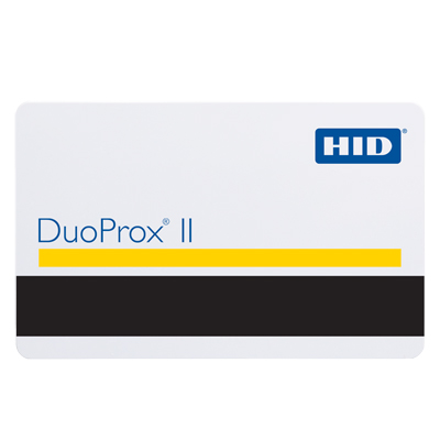 HID 1336 DuoProx® II Imageable HID proximity card