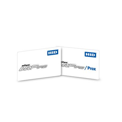 HID 1431 MIFARE Combo Card