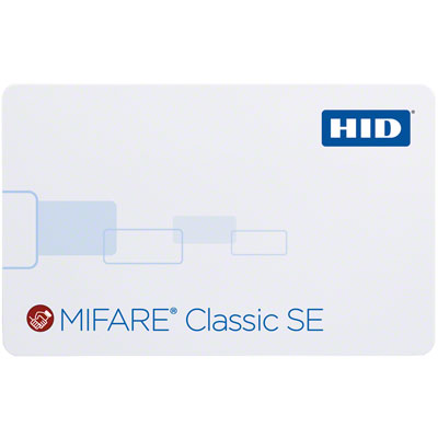 HID 340x - MIFARE Classic SE Card High Frequency Contactless Smart Card