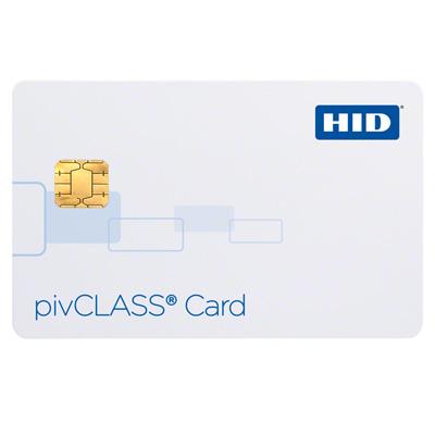 HID 405000 pivCLASS smart card Access control card/ tag/ fob