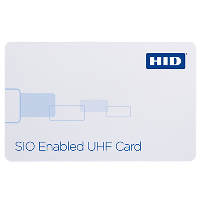 HID 601X SIO Enabled UHF/iCLASS Long Range Smart Card