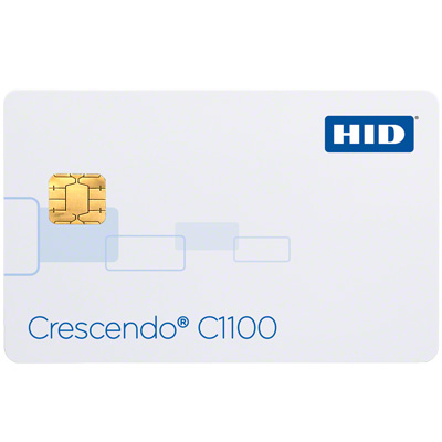 HID Crescendo C1100 Access control card/ tag/ fob
