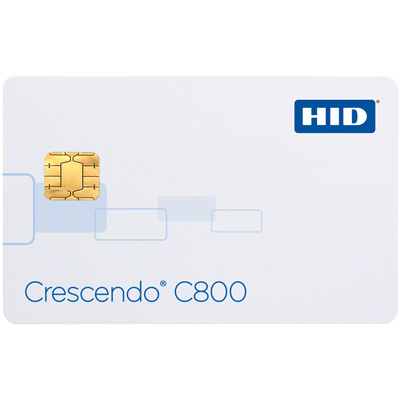 HID Crescendo C800 Access control card/ tag/ fob