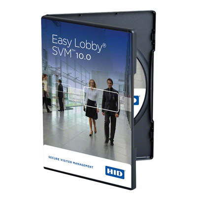 HID EAdvance Visitor Pre-registration Software
