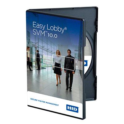 HID EasyLobby® Secure Visitor Management Satellite enterprise solution for visitor registration