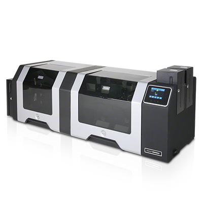 HID Fargo HDP8500 industrial and government ID card printer & encoder