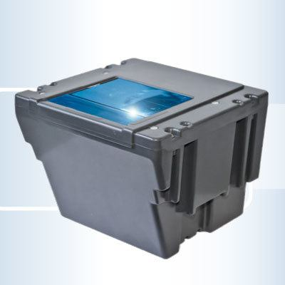 HID Guardian Module tenprint reader