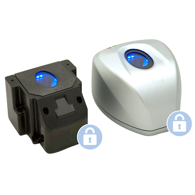 HID Lumidigm V4xx fingerprint access control reader