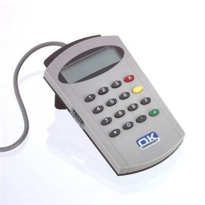 HID OMNIKEY 3821 Access control reader