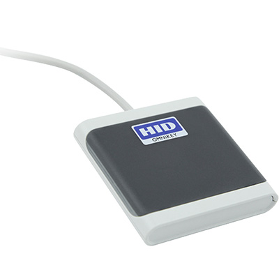 HID OMNIKEY® 5025 CL ID badge card reader