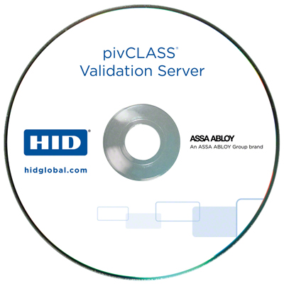 HID PCVSL software for security, interoperability and FIPS 201 compliance