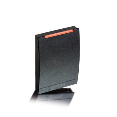 HID R40-H 8 pivCLASS ® reader with colour LED and audio beeper