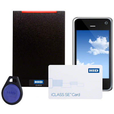 HID R95A iCLASS SE decor reader