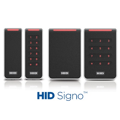 HID Signo access control readers