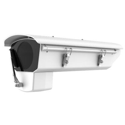 Hikvision DS-1331HZ-HW outdoor housing with heater and wiper