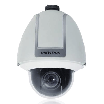 Hikvision DS-2AF1-502 dome camera with zone scanning / display