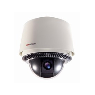 Hikvision DS-2AF1-604X outdoor analogue speed dome camera with 520 TVL