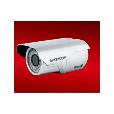 Hikvision DS-2CC102P-IRT CCTV camera with wireless remote with zooming function