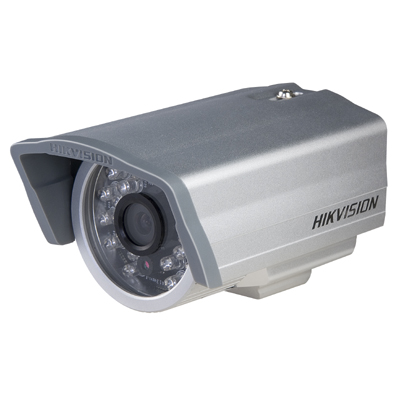 Hikvision DS-2CC102P(N)-IR1(IR3) analogue IR CCTV camera with 420 TVL