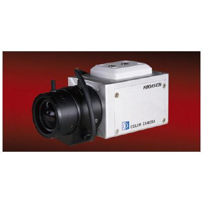 Hikvision DS-2CC102P(N)-MM mini box camera with 420 TVL