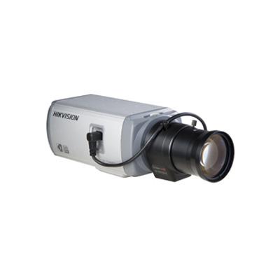 Hikvision DS-2CC176P-A analog colour camera with 600 TVL