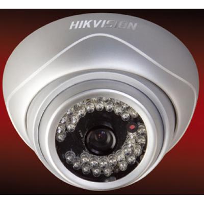 Hikvision DS-2CC502P(N)-IR1(IR3) IR dome camera with 420 TVL