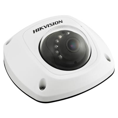 Hikvision DS-2CD2512F-I(W)(S) IR Mini Dome Network Camera