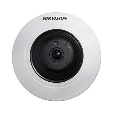 Hikvision DS-2CD2942F-(I)(W)(S) 4MP Compact Fisheye Network Camera