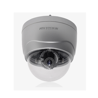 Hikvision DS-2CD732F-E dome camera with motion detection capability