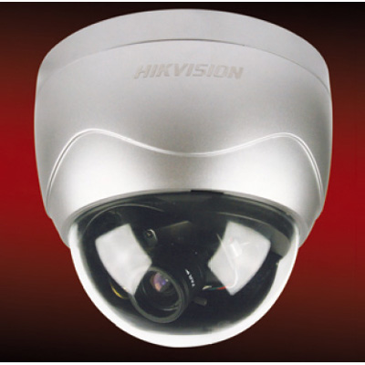 Hikvision DS-2CD732F-EPT IP camera with H.264 dual stream video compression
